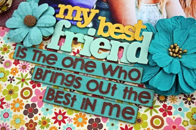 And The Super Cute Quote Block From Jillibean Paper So True After Over 10 Years Of Friendship With My Girls
