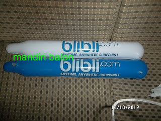 Balon Tepuk BliBli.Com
