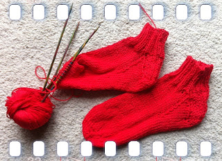 Thoroughly Modern Maker's sock workshops are great for budding sock knitters of all levels