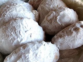 Empanadillas al horno - Monasterio Santa Florentina - Ecija
