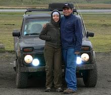 Fernando y Mariela