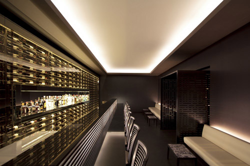 Dim Sum Bar by Hou de Sousa Bar Seats