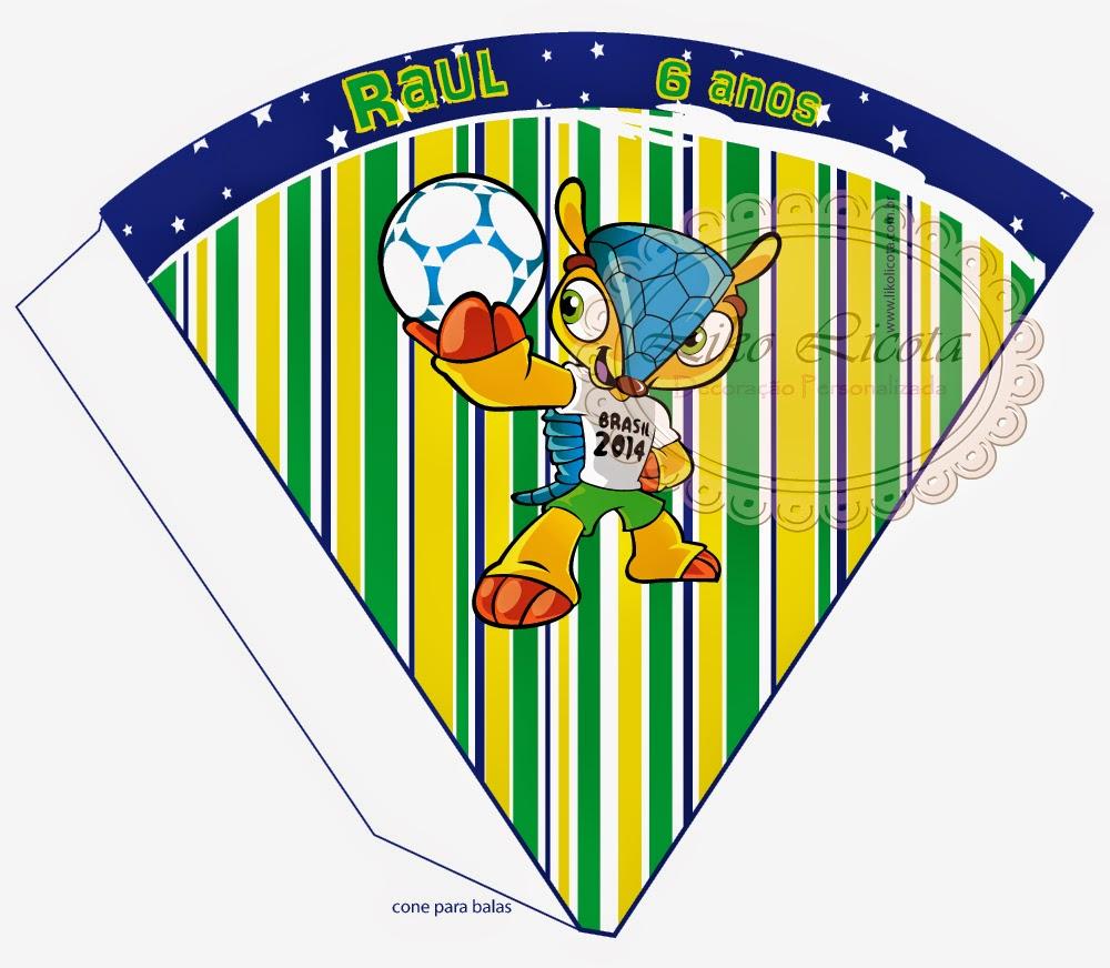 Copa Brasil - Fuleco