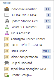 cara membuat group facebook