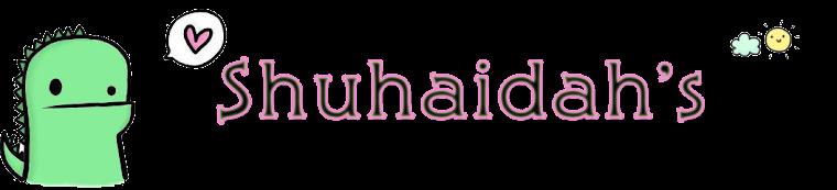 Shuhaidah's
