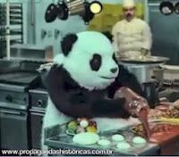"""Nunca Diga """"Não"""" ao Panda, Cozinha 2010 - Never Say No To Panda"""