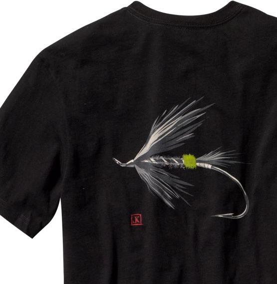 Whistler flyfishing sweet fly tees from patagonia for Patagonia fly fishing shirt