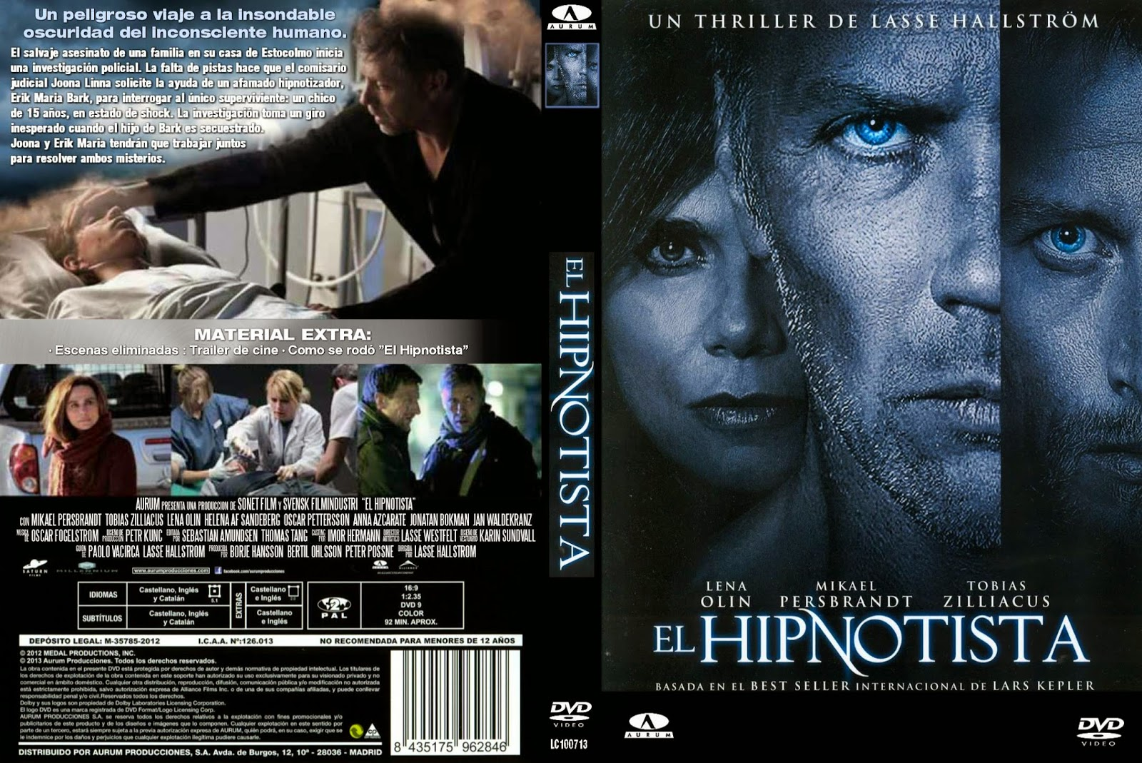 Baixar O Hipnotista DVDRip XviD Dual Áudio el hipnotista custom por lolocapri dvd