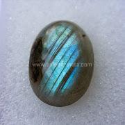 Batu Permata Natural Labradorite - Sp 645