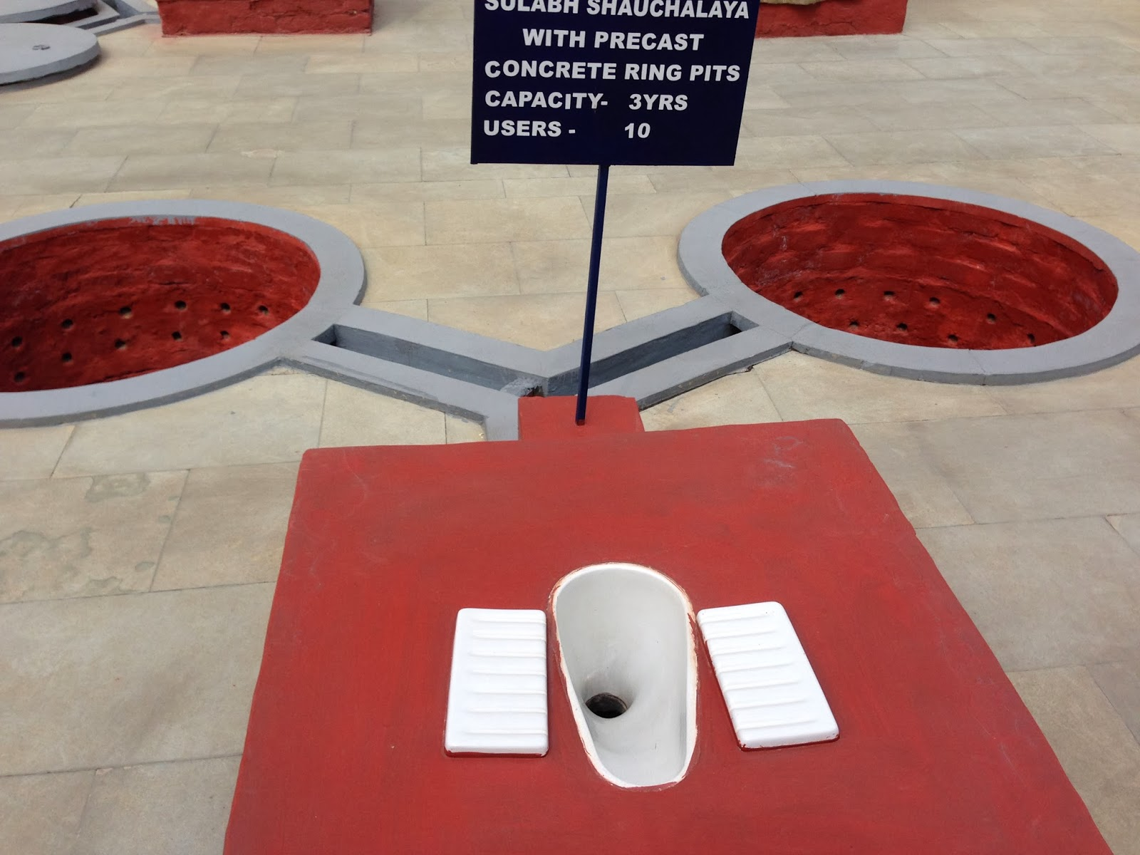India sojourn post 15 international toilet museum for Indian toilet design