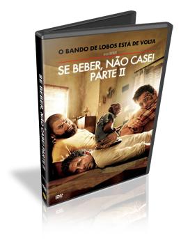Download Se Beber, Não Case 2 Legendado BDRip 2011