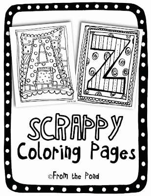 scrappy coloring pages - photo#24