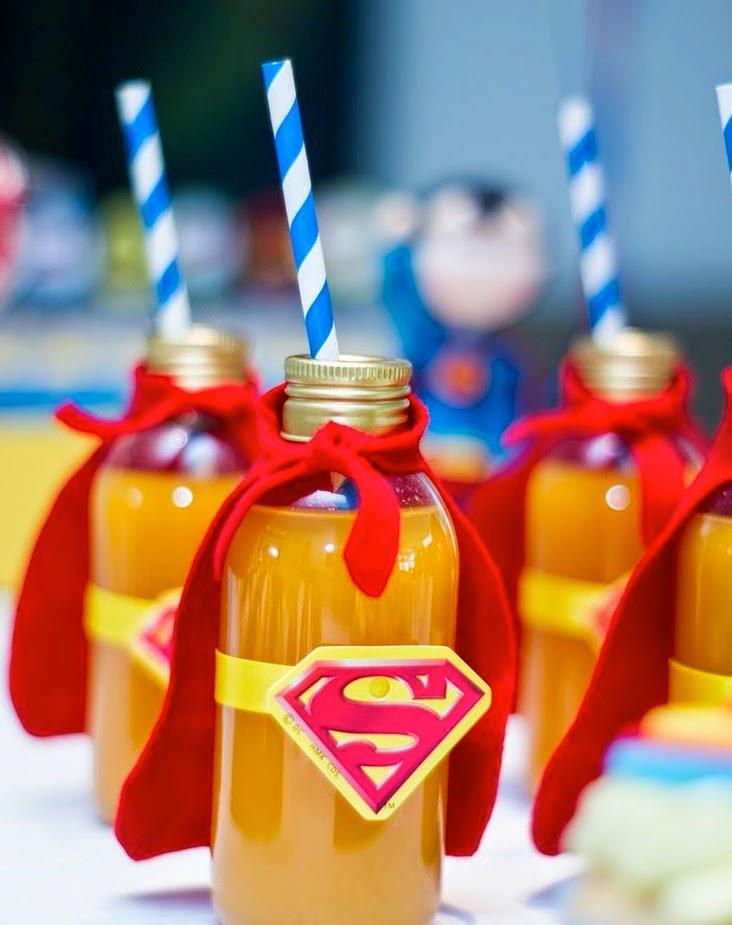 Preferenza Mangia Leggi Crea: Idee per organizzare una festa da supereroi! BA71
