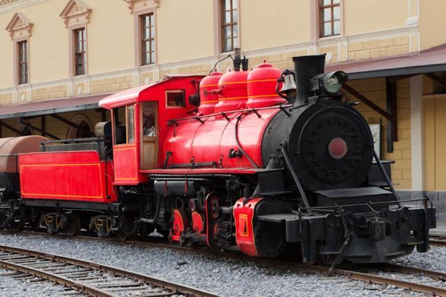 Ecuador Train,South America