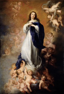 OUR LADY THE IMMACULATE CONCEPTION