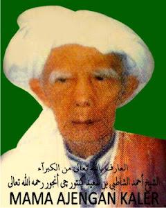 MAMA AHMAD SYATHIBIY GENTUR CIANJUR