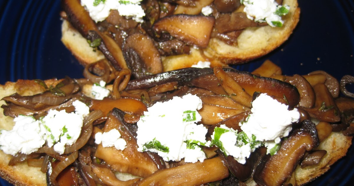 Dreaming Of Spain: Wild Mushroom Tapas | Cooking While Waiting For A ...