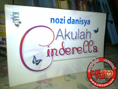"Review Novel ""Akulah Cinderella"""