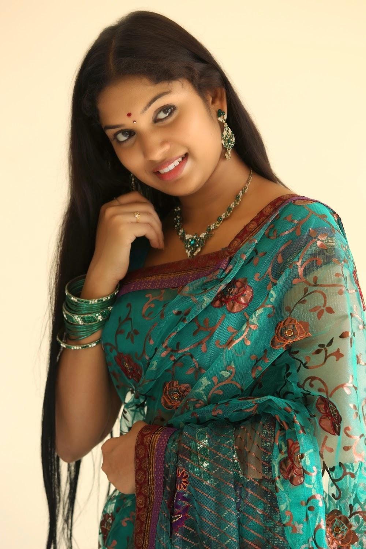 Latest Stills of Housewife Priyanka in Saree