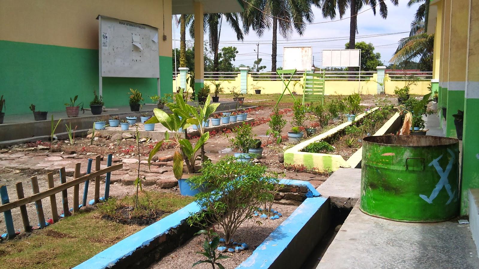 Class design and garden TKJ 12 ~ Koko Arbi