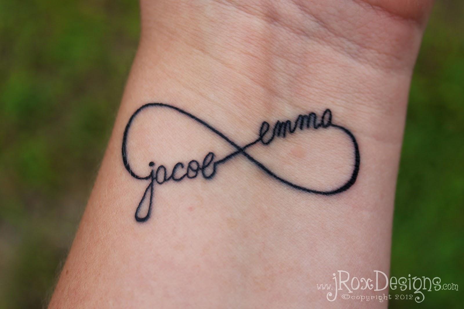 Infinity Tattoos