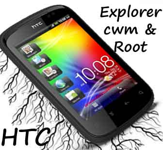 How to Root and Install CWM Recovery on HTC Explorer [Pico]