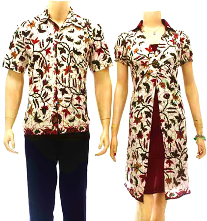batik couple online