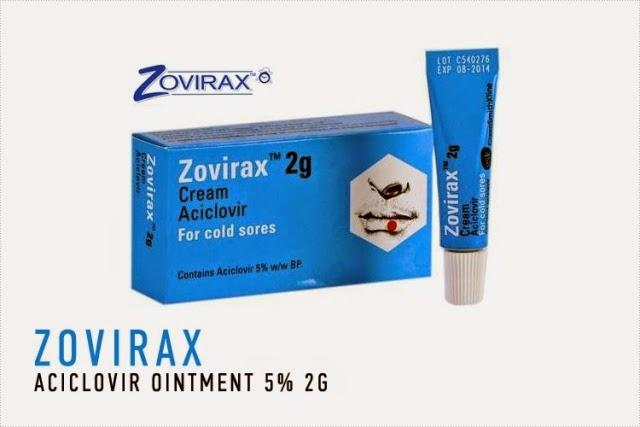 Prescription cream for herpes