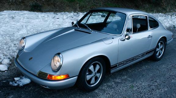 MagnusWalker911: 65-911 Porsche