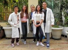 Πειραματικός Διαγωνισμός Γυμνασίων στις Φυσικές Επιστήμες