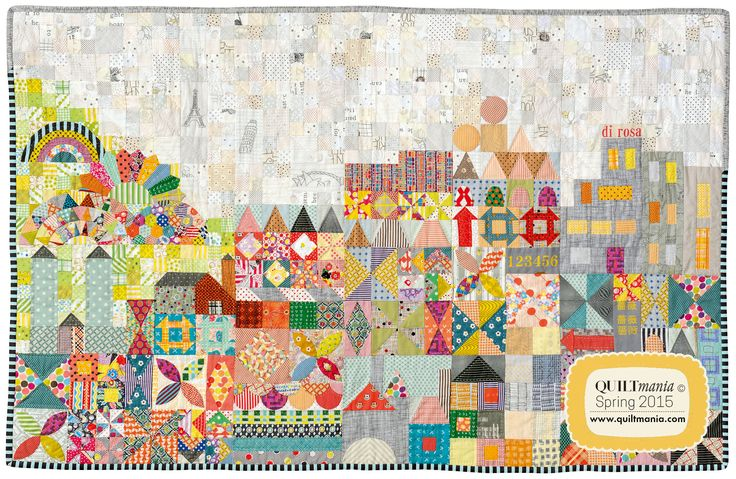 Wendy S Quilts And More My Small World Part 1