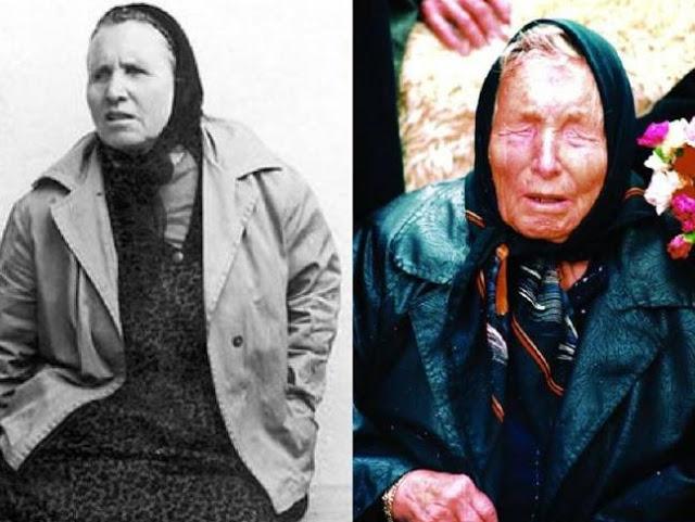 Baba Vanga: Les étrangers qui ont adopté l'apparence humaine vous regardent !