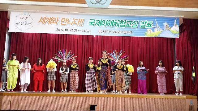 80 Hari di Korea : Hari 44 (Nangang Festival Hari 02)