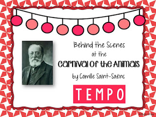 Tempo Carnival of the Animals