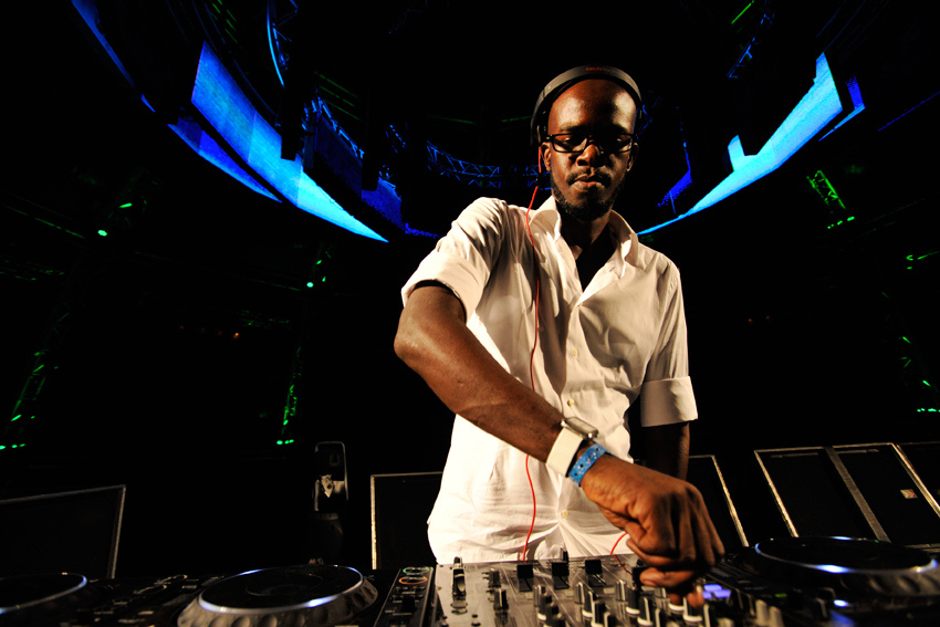 Black Coffee Dj Tour