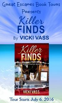 Vicki Vass on tour