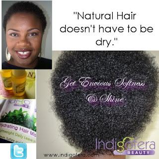 indigofera beauty blog natural hair care tips loose