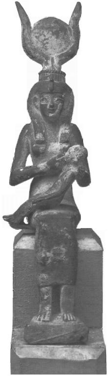 Isis and Horus, Ancient Egypt History