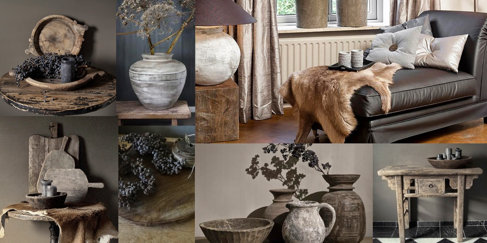 Keuken Landelijk Aankleden : Foto: Sfeercompilatie van diverse webshops.