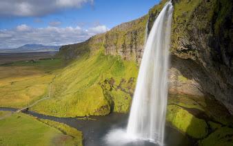 #20 Waterfall Wallpaper