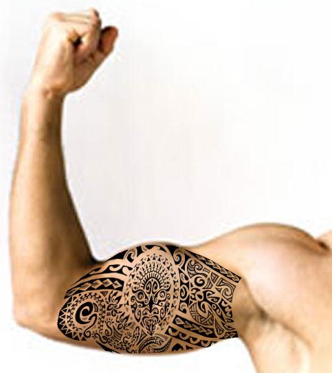 Blu sky tattoo studio maori significato 308 for Cavalluccio marino maori