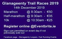 Glanageenty Trail Races