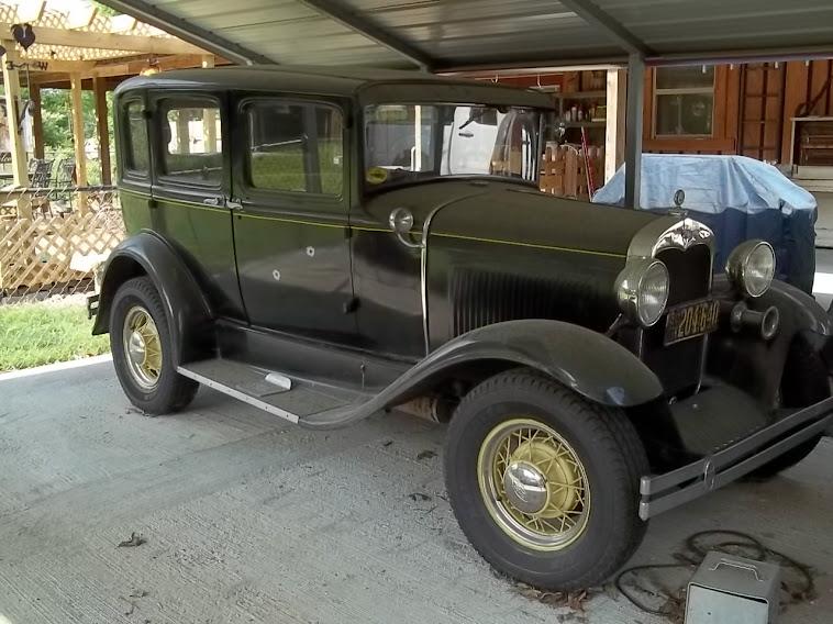 My Model A Car
