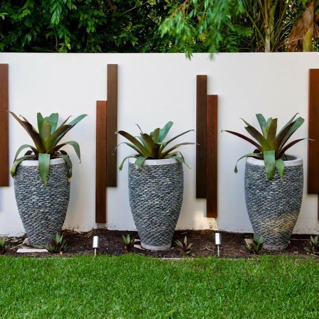 modern garden design examples