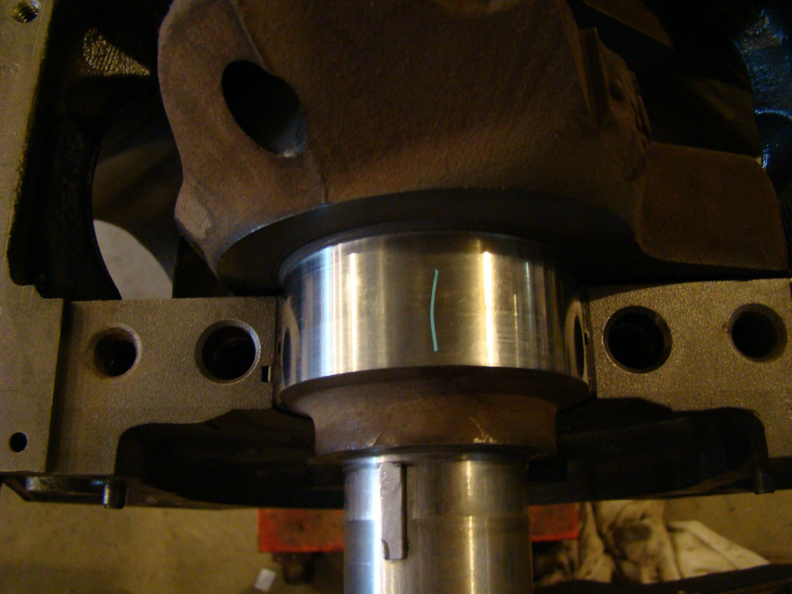 Worn Engine Bearings : What does normal rod main bearing wear look like page