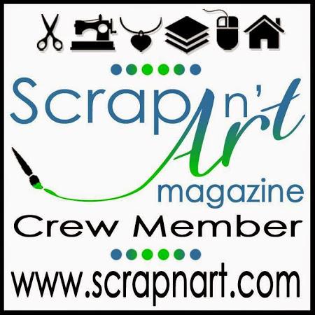 Scrap n' Art Crew Member