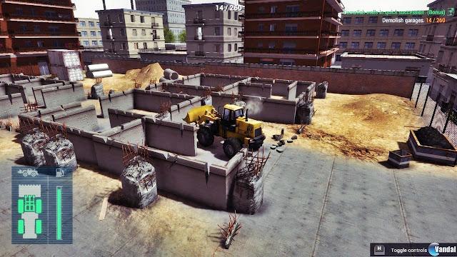 Construction Machines Simulator 2016 Screenshot 3
