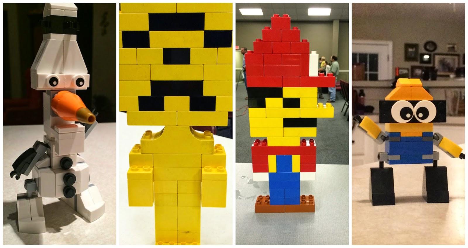 Sam's_World_Autism_Lego_Creations_Olaf_Grumpy_Cat_Mario_Minions