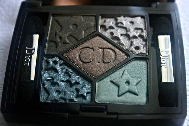 Dior Mystic Metallics 5 Couleurs Eyeshadow Palette in Bonne Etoile Review, Photos & Swatches