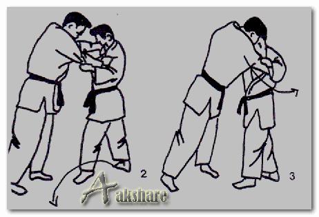 Teknik Dasar Bantingan Harai-Goshi - Beladiri Judo